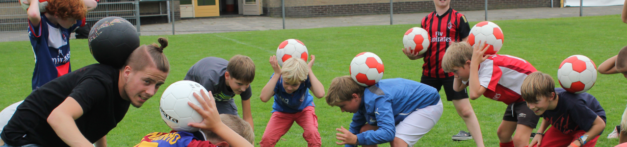 freestyle-voetbalclinic