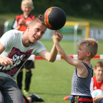 Football workshop
